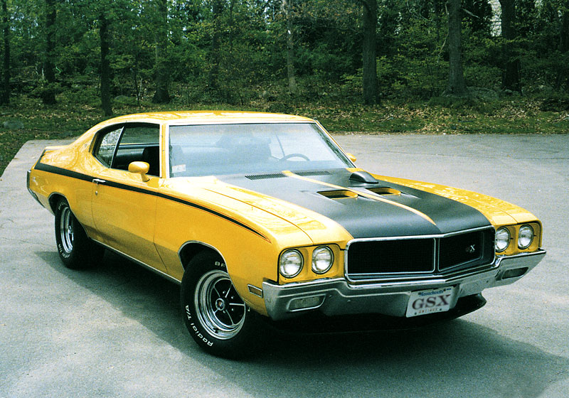 "favorite non- mustang ""muscle car"" 